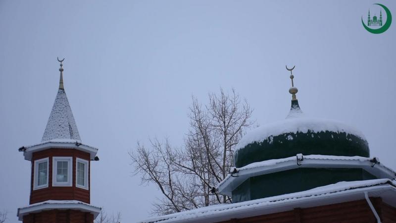 Открытие Исторической мечети в Архангельске