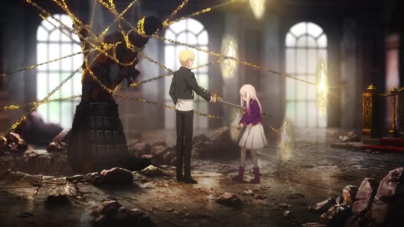 ТВ-2 Судьба / Ночь схватки: Бесконечный мир клинков 2 / Fate / stay night: Unlimited Blade Works 2nd Season