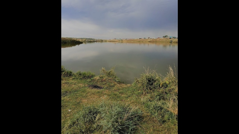 Рыбалка на 10 бент пригород Алматы тестирую рогатки для прикормки