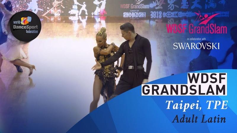 Balan - Moshenska, GER | 2019 GrandSlam LAT Taipei | R2 PD