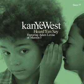Kanye West альбом Heard 'Em Say