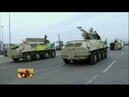 Iranian military showcased heavy armor ballistic missiles aircraft at annual Army Day parade