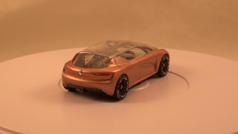 Renault Symbioz Concept Car - 2017 год.