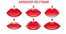 Что форма губ расскажет о вас