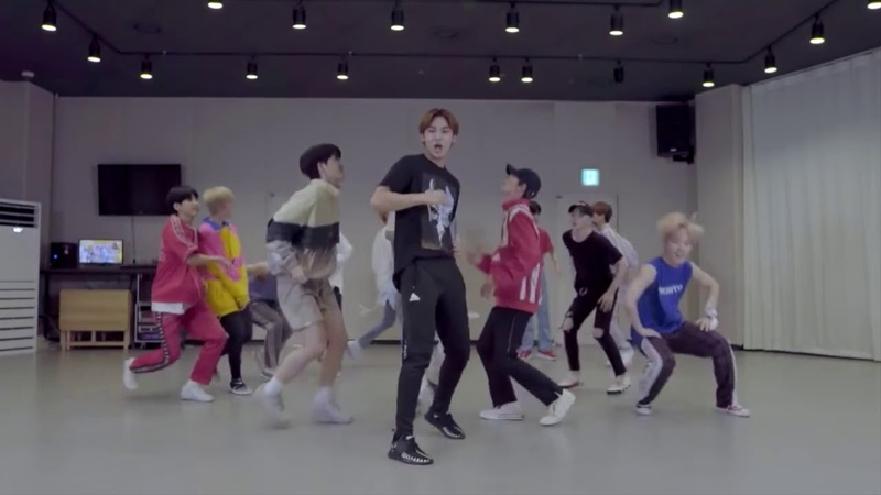 [MIRRORED] SEVENTEEN - Oh My!   DANCE PRACTICE (Close Up)