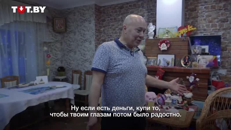 Экскурсия по загородному дому Александра Солодухи