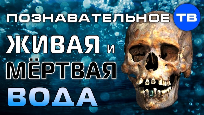 Живая и мёртвая вода древних славян Познавательное ТВ Артём Войтенков