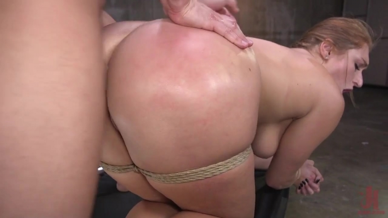 Skylar Snow [ПОРНО ВК, new Porn vk, HD 1080, anal, big tits, bondage, electricity, gag, nipple clamps, squirting]