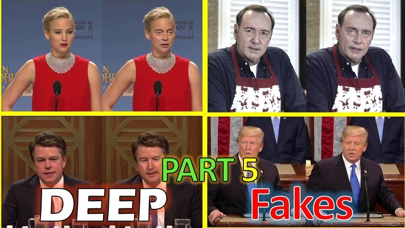 Deepfake video collections part 5 are these celebrity videos fake
