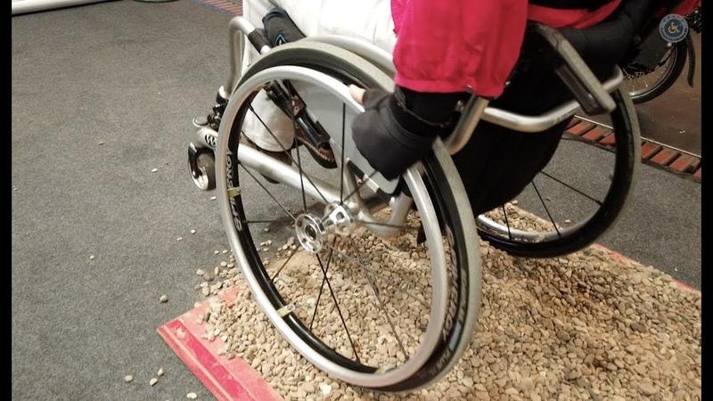 Rollstuhltraining für Frauen Kinder Jung und Alt