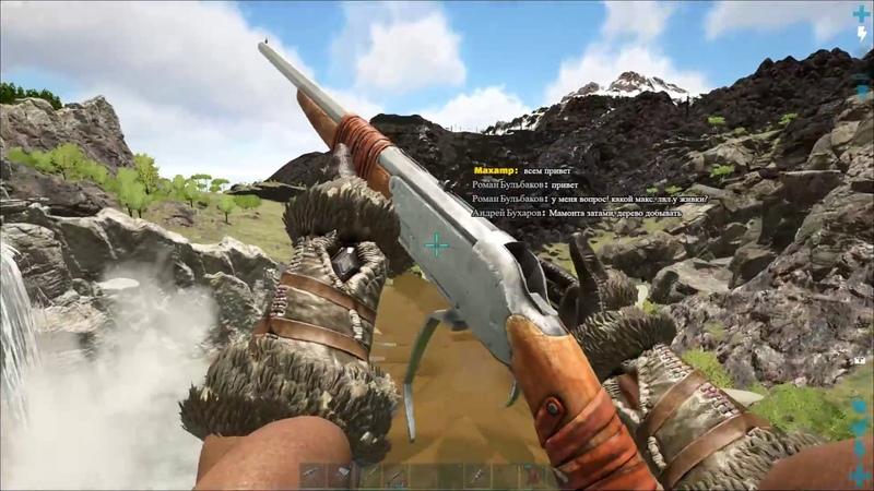 ARK: Survival Evolved - Выживаем на сервере х50 Ragnarok (часть 5)