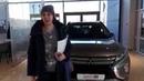 Семья Лядовых - счастливые обладатели MitsubishiEclipseCross