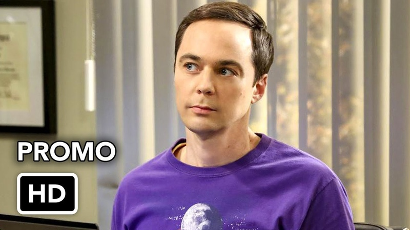 The Big Bang Theory 12x04 Promo The Tam Turbulence (HD)