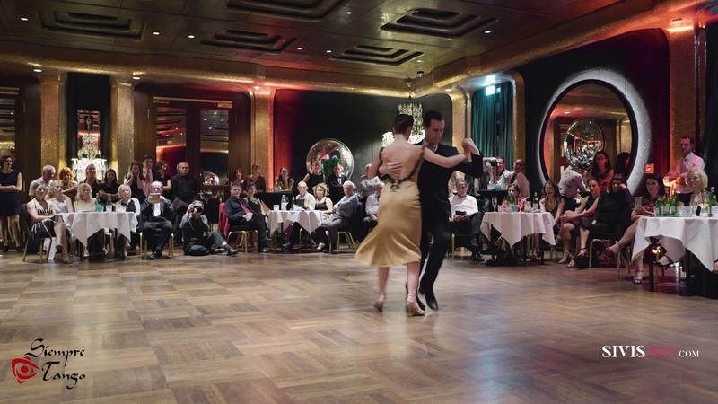 Facundo Piñero Augustina Piaggio Baden Baden International Tango Festival 2018
