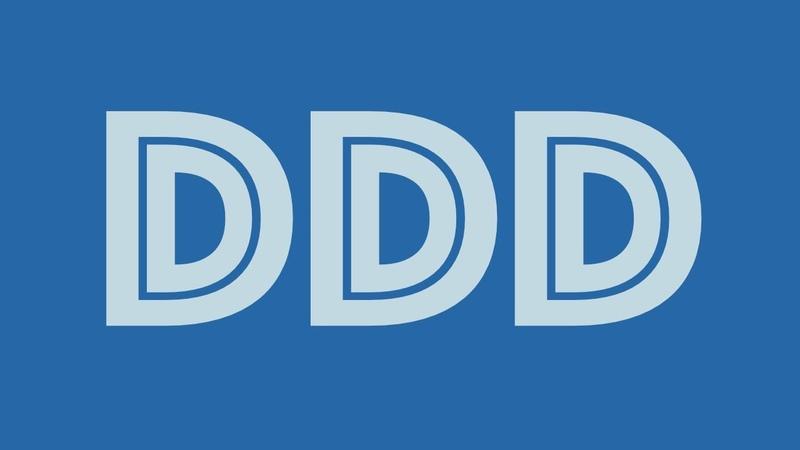 Technically DDD (Domain Driven Design)