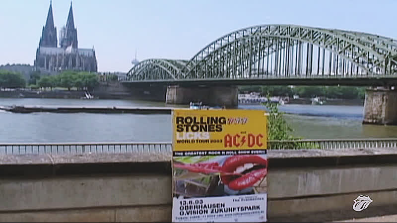 The Rolling Stones with Angus Malcolm - Rock Me Baby - Live (2003)