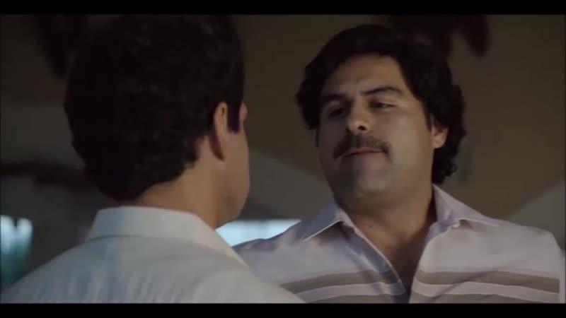 El Chapo Pablo Escobar