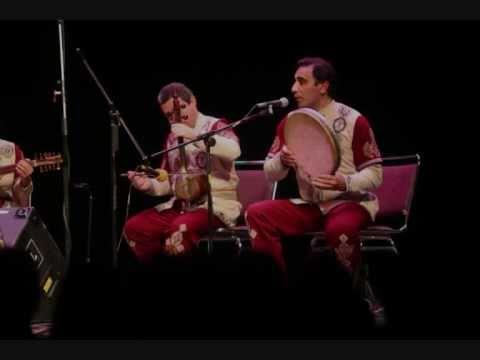 Armenian folk song of Sassoun: Drdo