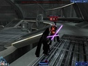 KOTOR Revan Bastila lightsaber duel with Darth Malak on the StarForge (Battle of the Heroes theme)