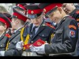 Курских школьников посвятили в кадеты