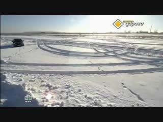 Как выехать из снега. Если застрял в снегу