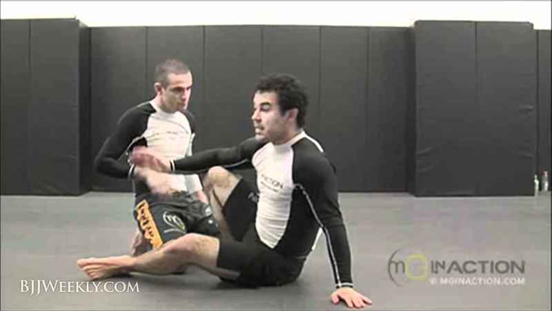 Marcelo Garcia - Butterfly Guard Modifications for Strong Aggressive Players - BJJ Weekly 072 marcelo garcia - butterfly guard