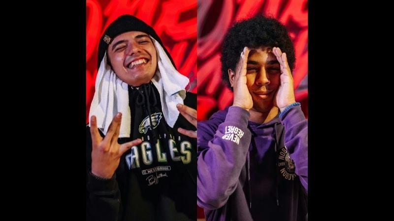 Hip-Hop PRO 1/8: Сазон vs Синбад
