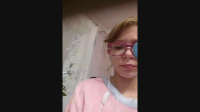 Елизавета Спиридонова Live