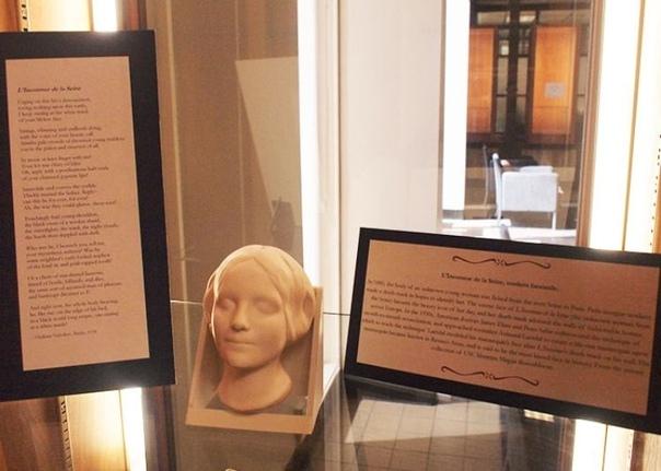 Утопленница из Сены и ее необычное лицо, повлиявшее на историю