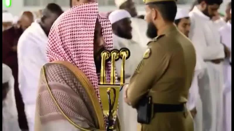 Мечеть Мекки Фаджр молитва
