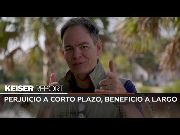 (Vídeo) Keiser Report en Español (E1305) Perjuicio a corto plazo, beneficio a largo