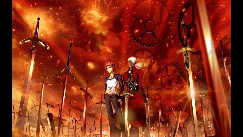 Rakudai Kishi no Cavalry 「AMV」 - Не смогу улыбаться