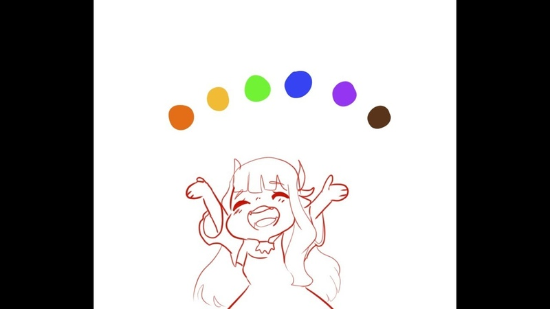 Homestuck OC Crayon song Animatic! (Character links in description)