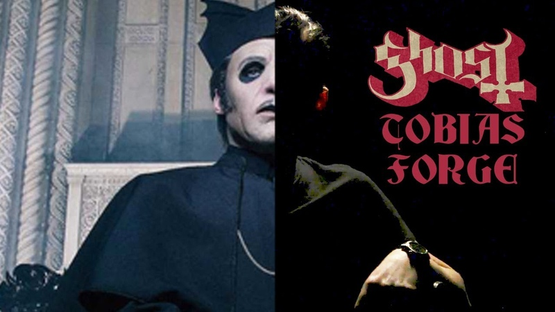 Ghost's Tobias Forge: Creating Cardinal Copia, Killing Papa Emeritus, 'Prequelle' More