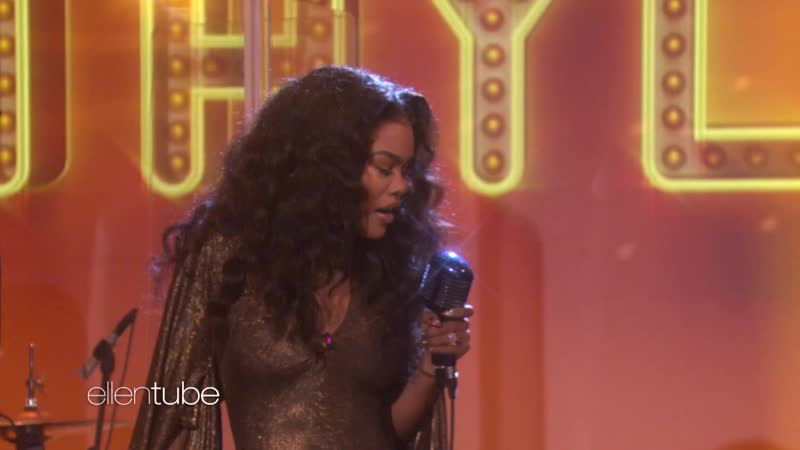 Teyana Taylor - Issues Hold On - Ellen