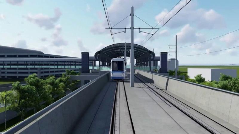 Latest version of Phuket LRT/Tram by OTP