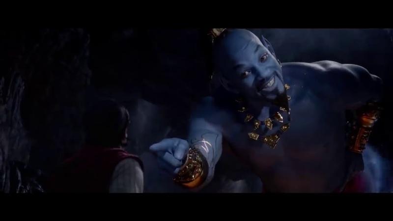 Аладдин Aladdin трейлер на русском 2019