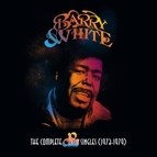Barry White альбом The Complete 20th Century Records Singles (1973-1979)
