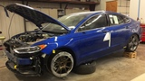 2016 Ford Fusion Sport Twin Turbo 2.7L V6 SEMA Build Project
