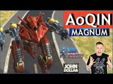 World of Tanks - Ao Qin на Magnum Mk2!