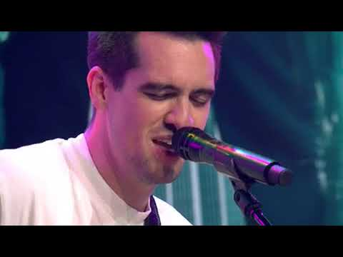 "Panic At The Disco Say Amen Saturday Night "" LIVE Acoustic Performance 6 22 18"