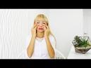 Как убрать морщины вокруг глаз и на лбу Техники разминания