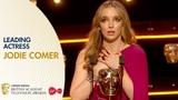 Jodie Comer wins Leading Actress BAFTA Awards 2019