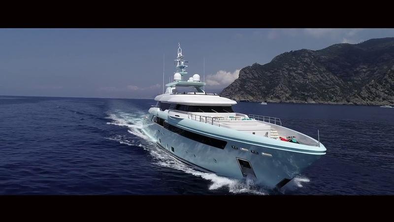 Yacht LATONA - CRN 50m ext.int.Zuccon 2018