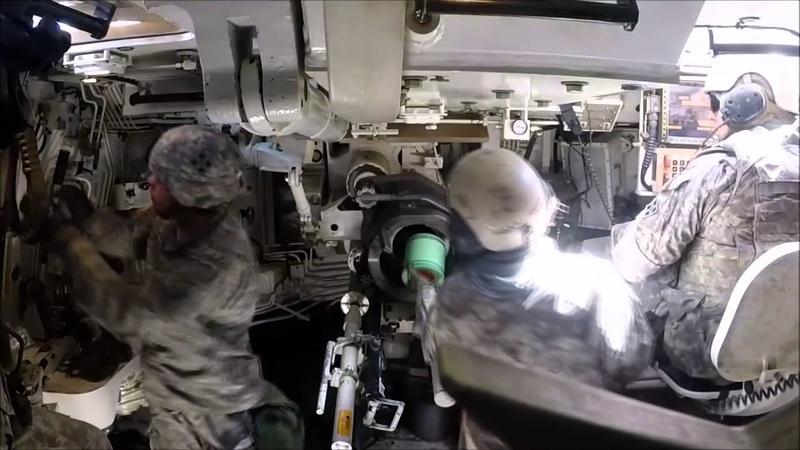 Русская САУ Гвоздика vs американская САУ Паладин 2S1 Gvozdika vs M109 Paladin