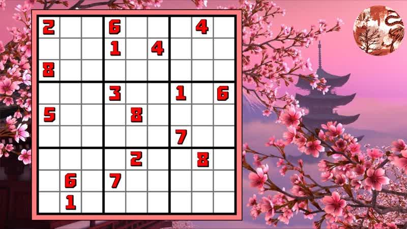 Решение сложных Судоку Как решать Судоку Sudoku Магический квадрат Судоку № 1