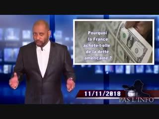 L'État français dépense une fortune dans de la dette américaine !!