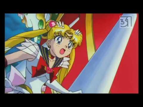 Sailor Moon Flieg durch die, Turn and Halsey Gasoline