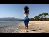 Elvina, KIZOMBA Lady Style. Греция, Афины