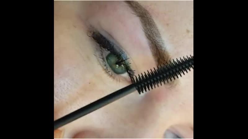 ⚜️Перманентный макияж Бровей сразу после процедуры Техника теневая пудровая ⚜️ Мастер Мария⚜️ Цена 5 000₽ ⚜️ запись и консуль